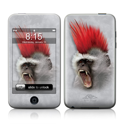 iPod Touch Skin - Punky