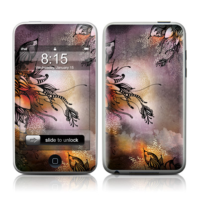 iPod Touch Skin - Purple Rain