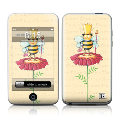 iPod Touch Skin - Queen Bee