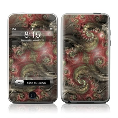 iPod Touch Skin - Reaching Out