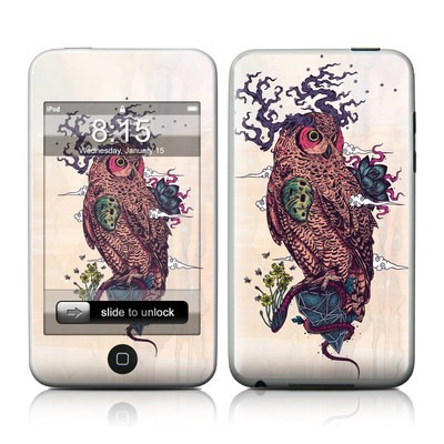 iPod Touch Skin - Regrowth