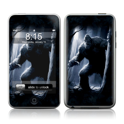 iPod Touch Skin - Sasquatch