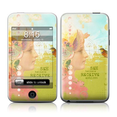 iPod Touch Skin - See Believe