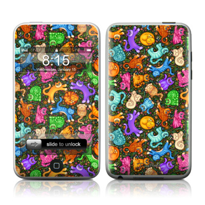 iPod Touch Skin - Sew Catty