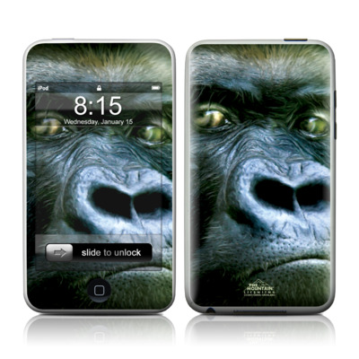 iPod Touch Skin - Silverback