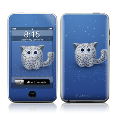 iPod Touch Skin - Snow Leopard