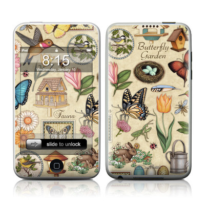 iPod Touch Skin - Spring All
