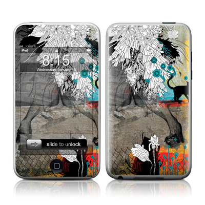 iPod Touch Skin - Stay Awhile
