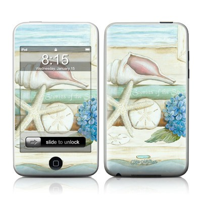 iPod Touch Skin - Stories of the Sea