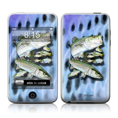 iPod Touch Skin - Striped Bass
