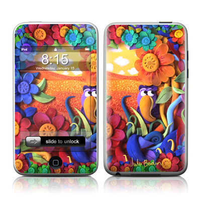 iPod Touch Skin - Summerbird
