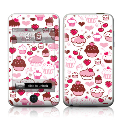 iPod Touch Skin - Sweet Shoppe