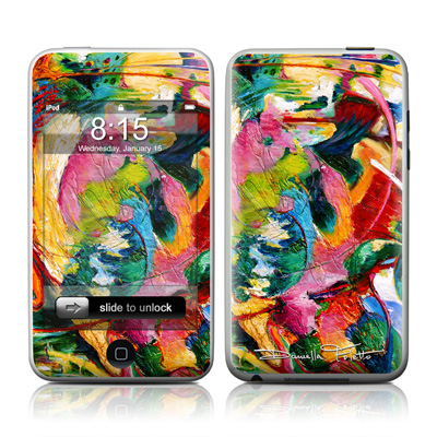 iPod Touch Skin - Tahiti