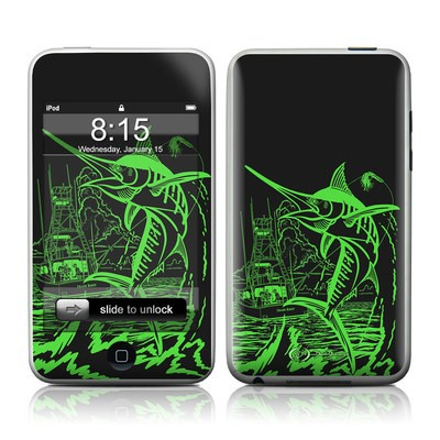 iPod Touch Skin - Tailwalker