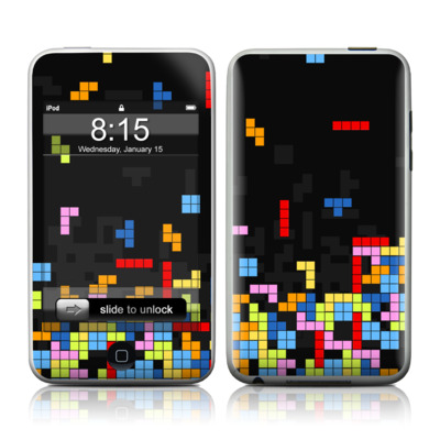 iPod Touch Skin - Tetrads