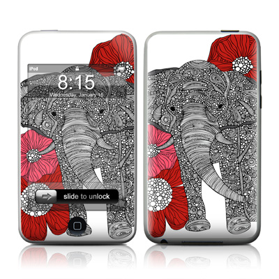 iPod Touch Skin - The Elephant