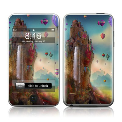iPod Touch Skin - The Festival