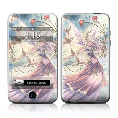 iPod Touch Skin - The Leap