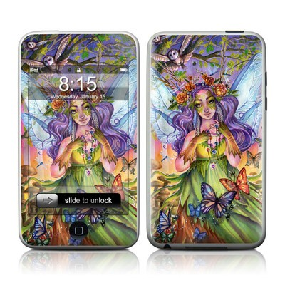 iPod Touch Skin - Thirteen Treasures