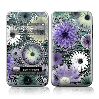 iPod Touch Skin - Tidal Bloom