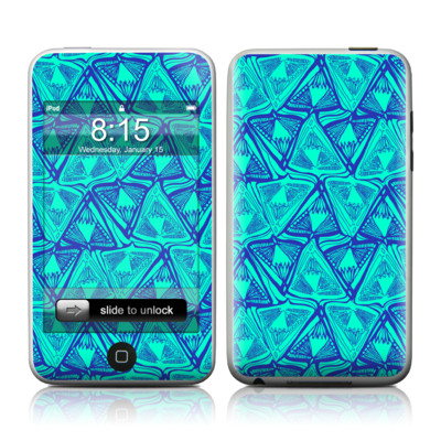 iPod Touch Skin - Tribal Beat
