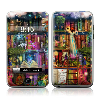iPod Touch Skin - Treasure Hunt