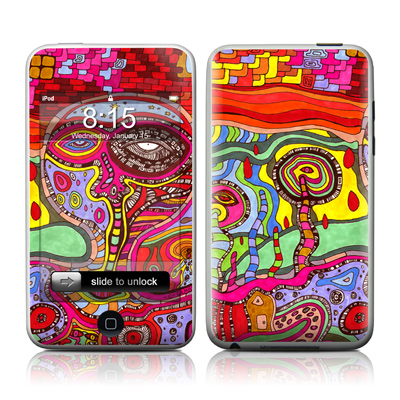 iPod Touch Skin - The Wall