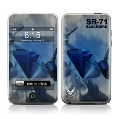 iPod Touch Skin - Blackbird