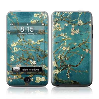 iPod Touch Skin - Blossoming Almond Tree