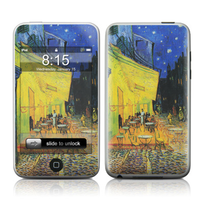 iPod Touch Skin - Cafe Terrace At Night