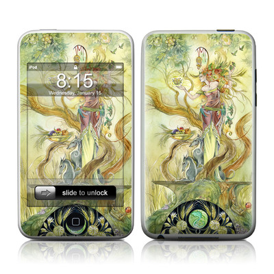 iPod Touch Skin - Virgo