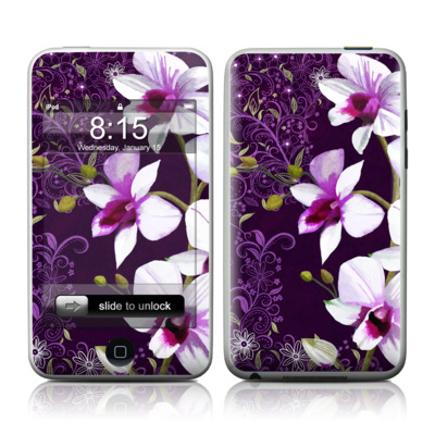 iPod Touch Skin - Violet Worlds