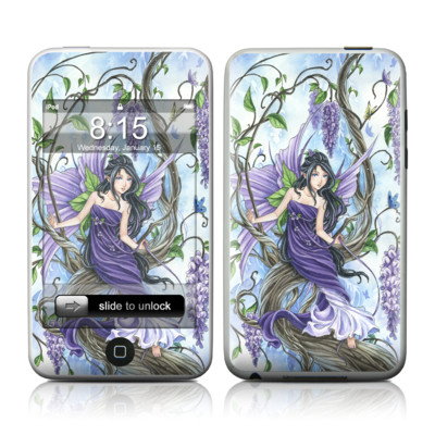 iPod Touch Skin - Wisteria