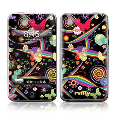 iPod Touch Skin - Wonderland