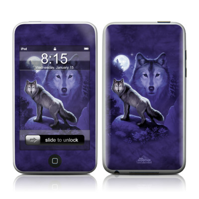 iPod Touch Skin - Wolf