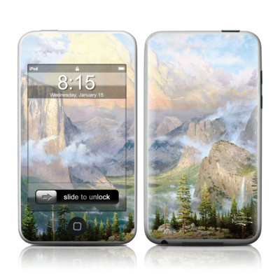 iPod Touch Skin - Yosemite Valley