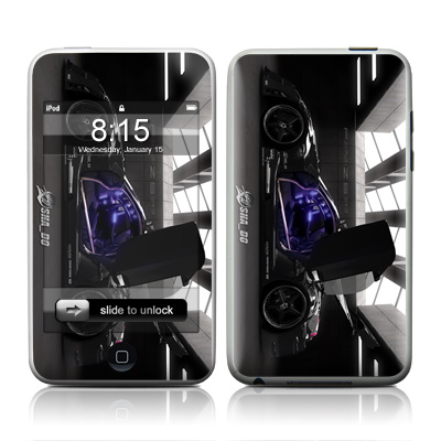 iPod Touch Skin - Z33 Dark