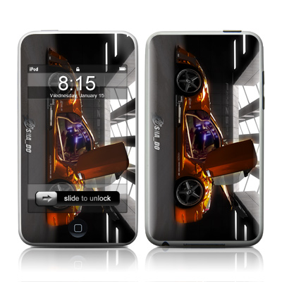 iPod Touch Skin - Z33 Light