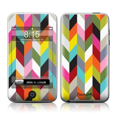 iPod Touch Skin - Ziggy Condensed