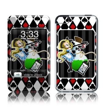 iPod Touch Skin - Alice