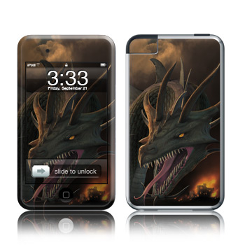 iPod Touch Skin - Annihilator