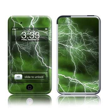 iPod Touch Skin - Apocalypse Green