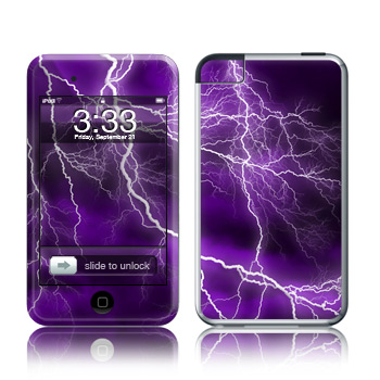 iPod Touch Skin - Apocalypse Violet