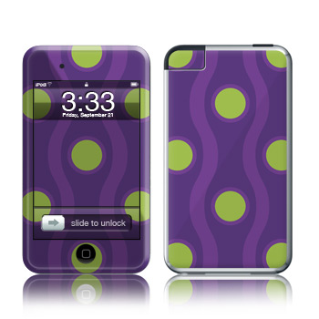 iPod Touch Skin - Atomic