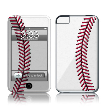 iPod Touch Skin - Baseball