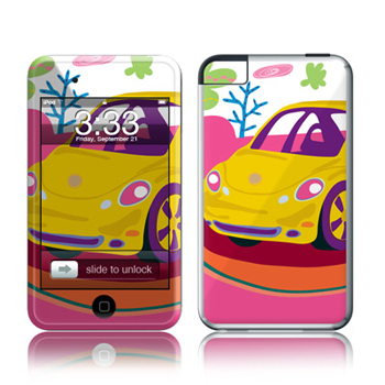 iPod Touch Skin - Beetle