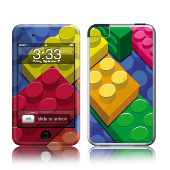 iPod Touch Skin - Bricks