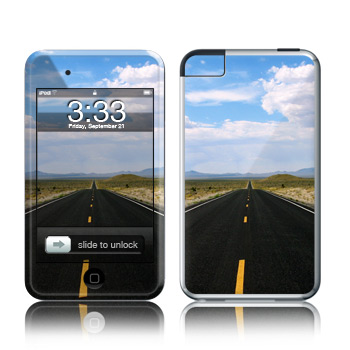 iPod Touch Skin - Cruising