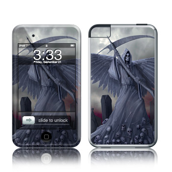 iPod Touch Skin - Death on Hold