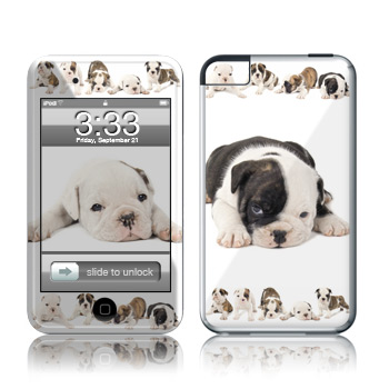 iPod Touch Skin - Lazy Days